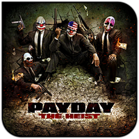 Payday - The Heist Icon by Alucryd