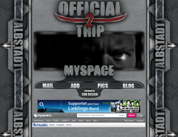 2 Trip Official Myspace Design by ChbDesign