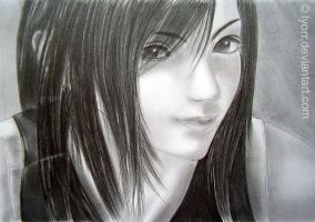 Tifa Lockheart by lyorr