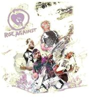 Rise against by glitterstick