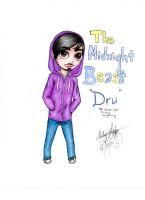 The Midnight Beast Dru by ImmortalRuin
