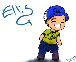 Ellis chibi by weirdenstien