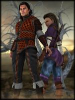 Rangers Featuring Autumn by SV7 by Rozbeans