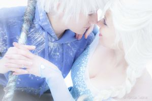 Jack and Elsa by AleSelene