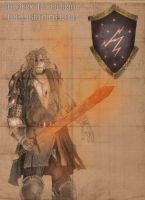 Ser Beric Dondarrion by serclegane