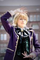 Alois Trancy: 3 by TheMaraudersProngs