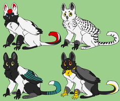 Griffin Adopts {SOLD} by Lydia813