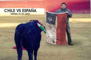 Chile vs Spain by RivenRoth740