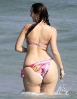 Leighton Meester Big Butt by Tremainson