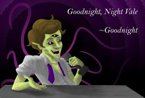 The Voice of Night Vale by Shaed-Knightwing