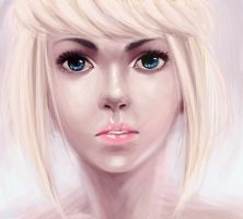 Samus realism by citizenxerased