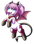My Little Lilith - Rage is Magic by evion