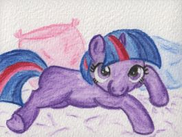 Filly Twilight by Airtower