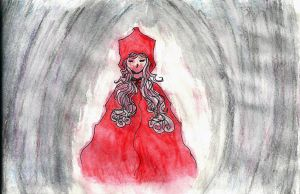 Red Riding Hood by SaltyEmoo