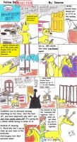 Old Rejected Neopets Web Comic Series 4 by Deorse