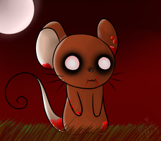 Zombie Mouse by Maiskittlez