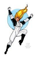 Ultrawoman by Bad-Attitude-Ink by hotrod5