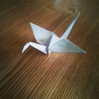Origami Swan by Complicated-J