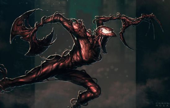 Carnage by DarthMoga