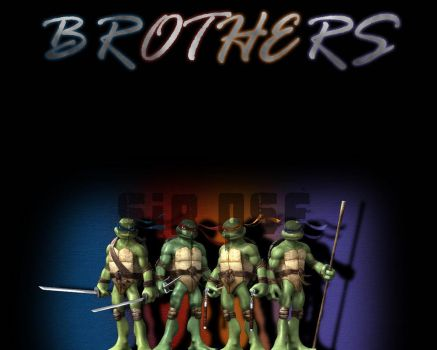 Turtle Brothers by Sir-OSY