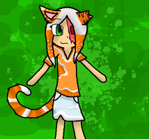 Human Brightheart by TheSlendermanIsHere