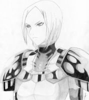 Helen: Claymore by IxoI