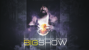 Wwe Big Show Wallpaper by AccidentalArtist6511