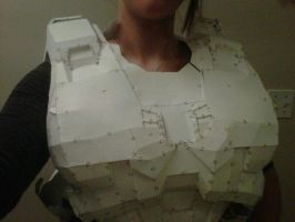Chest plate front by PH3ON1X