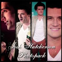 #Photopack Josh Hutcherson 001 by MoveLikeBiebs