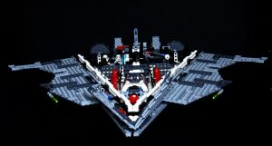 Lego Star Destroyer 6 by Hongkongcavalierdave