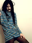 Twiggy Ramirez dress-up by RocknRoll1968