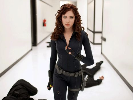 Black Widow - Unzipped by TheSnowman10