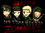 Nazi Zombies by Sora-in-my-pants