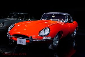 1964 XKE Jaguar Series I by StormPix