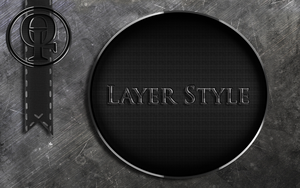 Layer Style Grey2 by Spiral-0ut