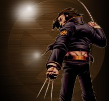 wolverine.. by DXSinfinite
