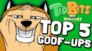 TidBits 113 - Top 5 Goof-Ups by andrewk
