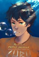 His name is Percy Jackson by weirdoinyourcloset