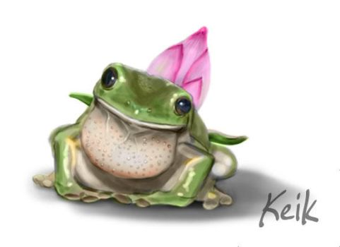 Ribbit by laneord