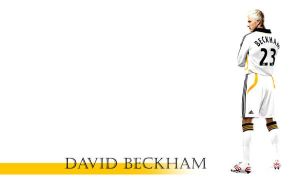LA GALAXY BECKHAM by J182