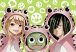 ~ Rogue, Lucy and Frosch by yaKetchup