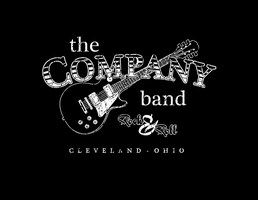 Company Band - tee shirt logo design 5 by JefferyWright