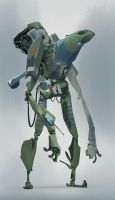 Project X - Vamp Bot 02 Heavy by ned-rogers