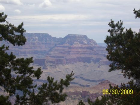 grand canyon view by bloodlust2010
