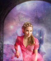 Dianna Agron is a princess by amidsummernights
