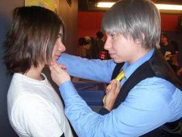 Junjou Romantica Cosplay by PikaCharlie