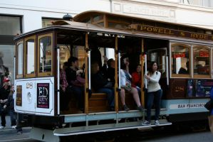 Cable Car by jacirae