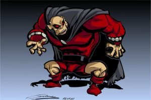 Etrigan by Gilmec