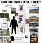 My Zombie Survival Sheet by TheOracleDragon