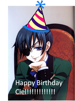 Happy Birthday Our Young Master!!!! by Maw1227